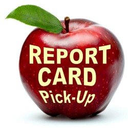 Image result for report card pickup
